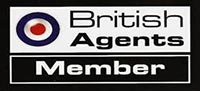 British Agents Member Logo - Expedite Private Investigator London