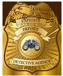 Expedite Detective Agency Logo